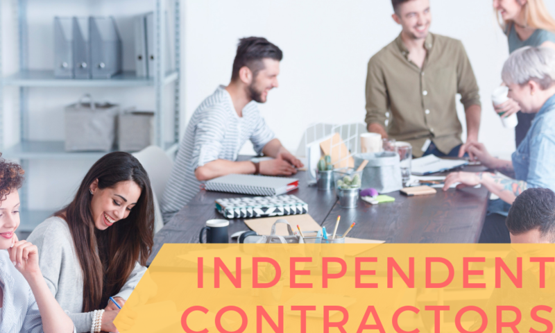 Have You Hired an Independent Contractor or an Employee? How do you know?